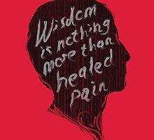 Wisdom by Budi Satria Kwan