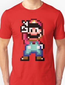 Super Mario World victory pose T-Shirt
