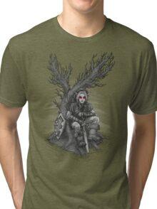 Shadow of Hyrule Tri-blend T-Shirt