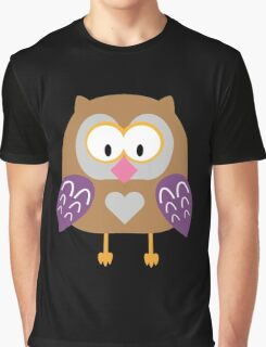Ugly owl  Graphic T-Shirt