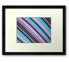 Colorful Print Framed Print