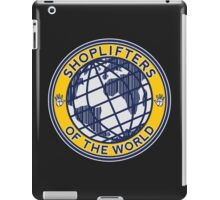 Shoplifters Of The World iPad Case/Skin