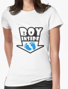 Boy Inside Feets T-Shirt
