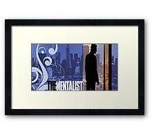 The mentalist 2 Framed Print
