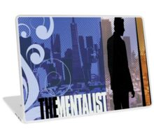 The mentalist 2 Laptop Skin