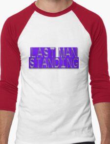 Last man standing 2 Men's Baseball ¾ T-Shirt