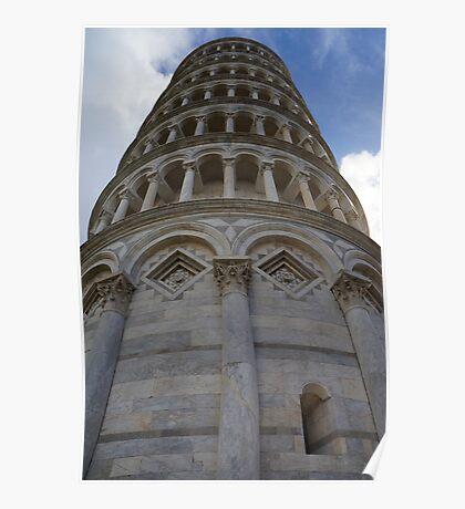 Torre Pendente Di Pisa Poster