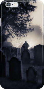 The Graveyard by Ian Hufton