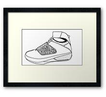 Air Jordan 2015 HD Framed Print