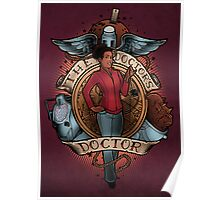 The Doctor's Doctor - PRINT Poster