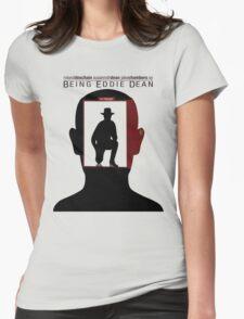 Being Eddie Dean Womens Fitted T-Shirt