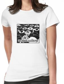 no cops allowed Womens Fitted T-Shirt