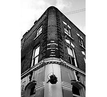 The Pineapple Pub Kentish Town London Photographic Print