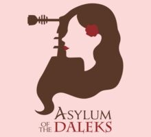 Asylum of the Daleks Baby Tee