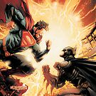 Injustice: Gods Among Us by lukeh1298