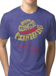 Mugiwara Typography Tri-blend T-Shirt