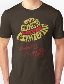 Mugiwara Typography T-Shirt