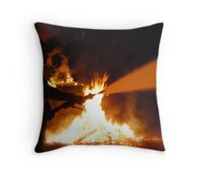 Hold That Line Throw Pillow