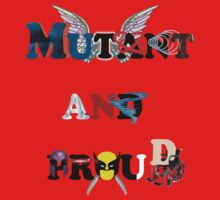 Mutant and proud One Piece - Long Sleeve