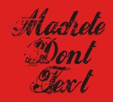 Machete - Machete Don't Text by scatman