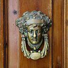Fine Bronze Head by Francis Drake