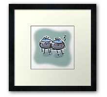 The Freeze Framed Print