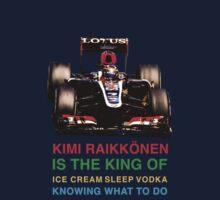 Kimi is King by brilliantbutton