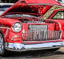 1955 Chevrolet Bel Air American Classic Car by chris-csfotobiz