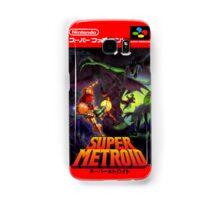 Super Metroid Nintendo Super Famicom Japanese Box Art Shirt (SNES) Samsung Galaxy Case/Skin