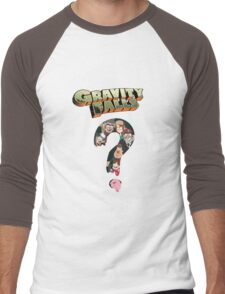 gravity falls Men's Baseball ¾ T-Shirt