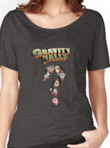 gravity falls Women's Relaxed Fit T-Shirt