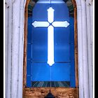 White Cross by KeithBanse