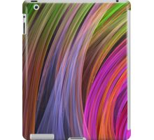 CONVERGENCE-01 iPad Case/Skin