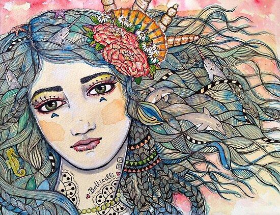 Venus Del Mare by stephanie allison