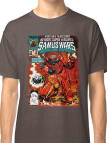 Samus Wars Classic T-Shirt