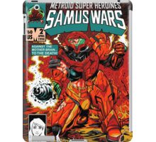 Samus Wars iPad Case/Skin