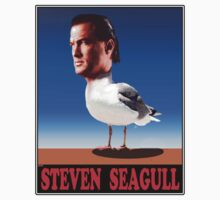 Steven Seagull by mouseman