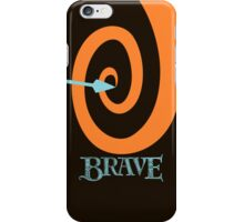 Brave iPhone Case/Skin
