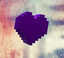 3d Love Heart. by LewisJamesMuzzy