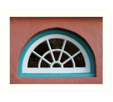 Fanlight Art Print