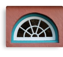 Fanlight Canvas Print
