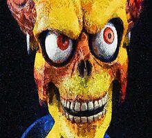 Evil Martian by Joe Misrasi