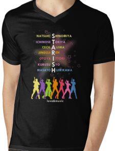 STARISH! (1) Mens V-Neck T-Shirt