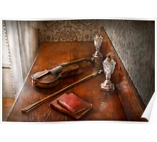 Music - Violin - A sound investment  Poster