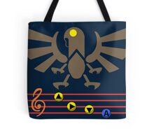 Song of the Songbird (Alt version. No bolts) Tote Bag