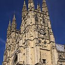 Canterbury Cathedral, United Kingdom by DONATAS JARAS