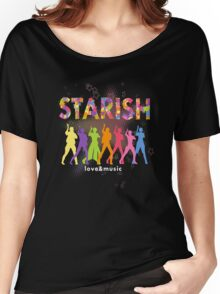 STARISH! (2) Women's Relaxed Fit T-Shirt