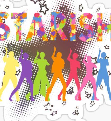 STARISH! (2) Sticker