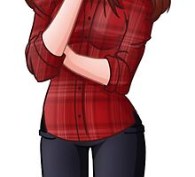 Amy Pond by Ginny Milling