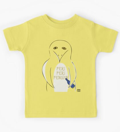 Peri peri penguin Kids Tee
